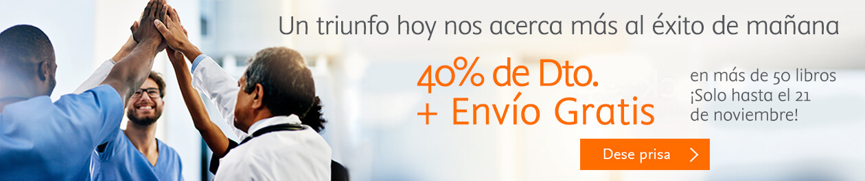 Outlet 40% Dto. & Envío Gratis
